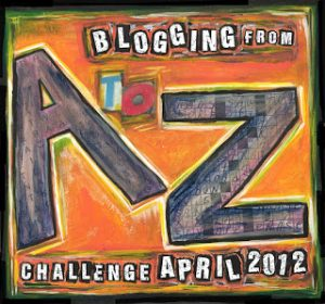 2012 A to Z badge