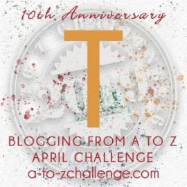 Turgonia | worldbuilding + author interview #AtoZChallenge