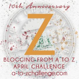 Z is for Zephyrs – 2013 #atozchallenge