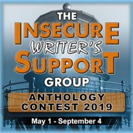 #IWSG – Welcome to July, no, August, insecure writers!