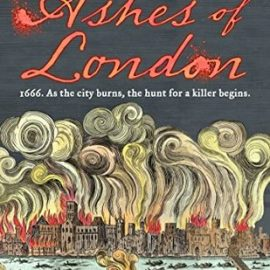 Book Review | Ashes of London by Andrew Taylor