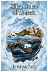 Draft cover Chronicles of Marsh