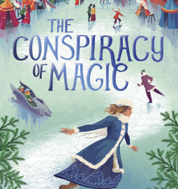 Book Review | The Conspiracy of Magic by Harriet Whitehorn