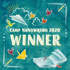 camp nano winner 2020