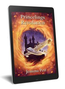 ereader Princlengs Revolution courtesy of SW Lothian