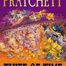 Boxing Day Book Review | Thief of Time by Terry Pratchett