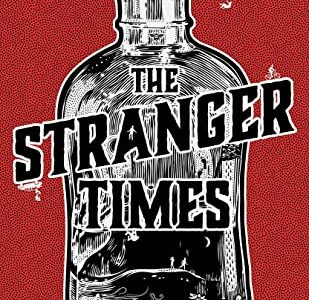 Book Review   The Stranger Times by C K McDonnell