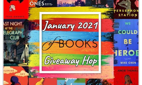 Jan 2021 giveaway hop