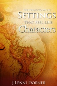 writing settings that feel like characters