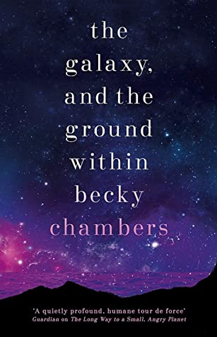 galaxy and the ground within