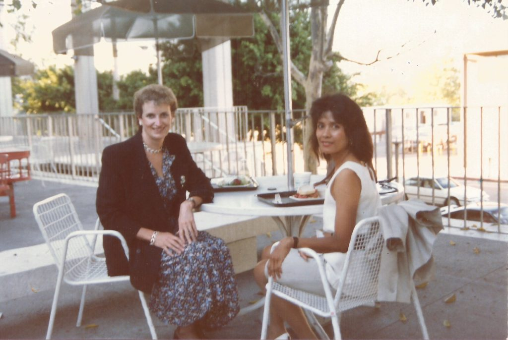 Hera's Los Angeles meet with me