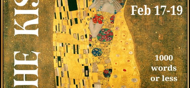 The Kiss by Klimt WEP