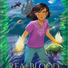 Book Review   Rea and the Blood of the Nectar