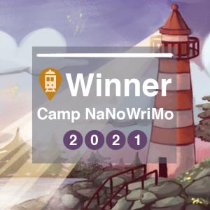 Camp nanowrimo reflections