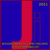 J is for Jemima's Guest Interview #AtoZChallenge 2021