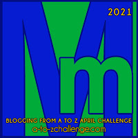 M is for the Messenger Misadventures #AtoZChallenge2021