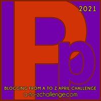 P is for Plot, especially Losing It #AtoZChallenge2021