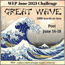 In Search of the Wave #flashfiction #WEPFF