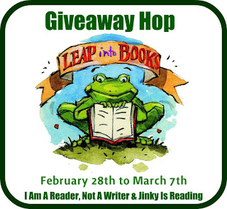 Leap into a Book Blog Hop