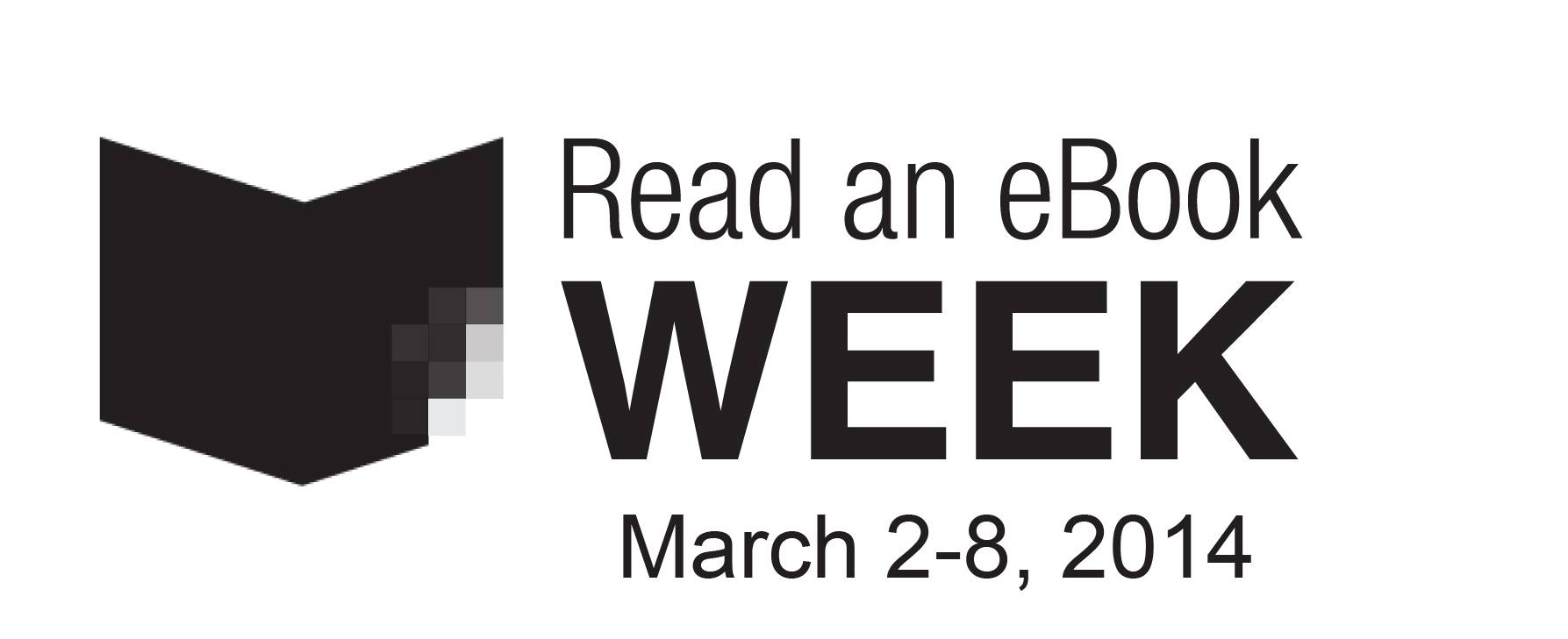 Read an Ebook Week 2014