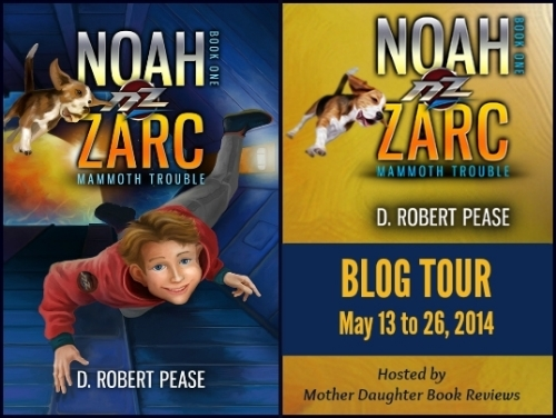 Book Review & Blog Tour: Noah Zarc by D Robert Pease