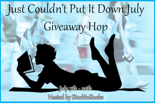Just Couldn't Put It Down Giveaway Hop