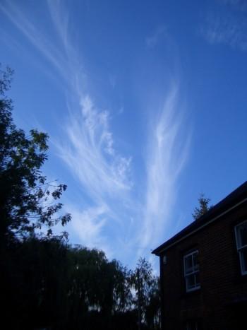 Tuesday haiku – Clouds