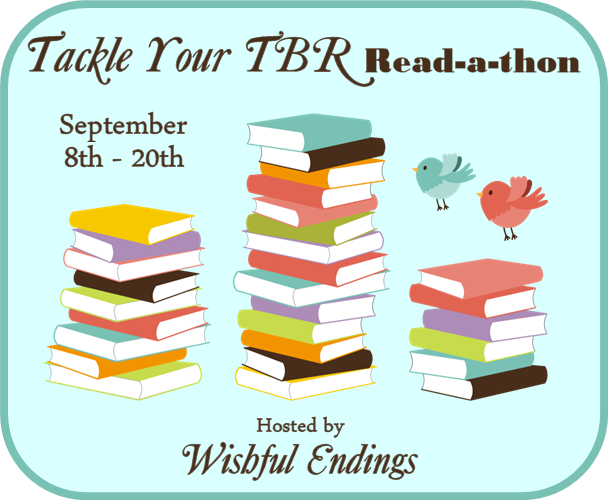 Sunday Update – #TackleTBR Readathon