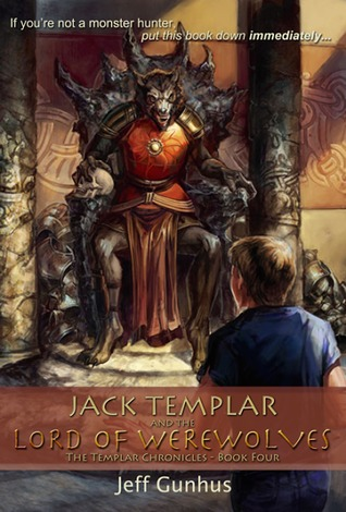 Blog Tour and Book Review: Jack Templar and the Lord of the Werewolves