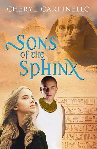 Book Review | Sons of the Sphinx by Cheryl Carpinello