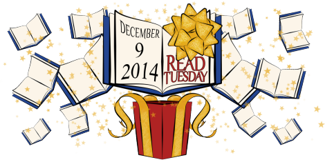 Tomorrow is Read Tuesday!