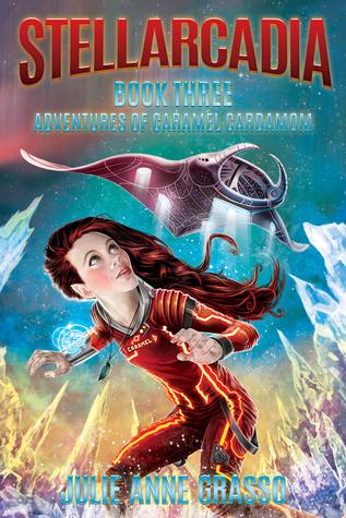 Book Review | Stellarcadia by Julie Anne Grasso