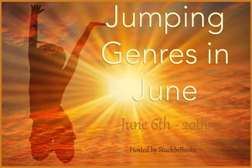 Jumping Genres in June – Giveaway Hop