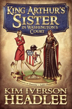 Book Review | King Arthur's Sister in Washington's Court