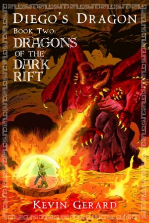 Book Review | Dragons of the Dark Rift by Kevin Gerard