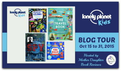 Review and Blog Tour | Lonely Planet Kids – The Travel Book
