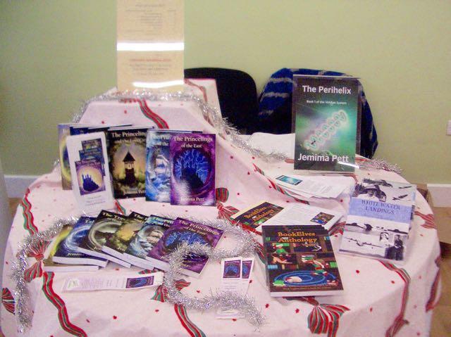 book stall christmas fair