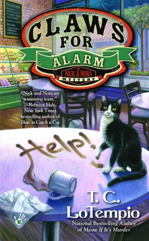 Book Review and Tour | Claws for Alarm by T C LoTempio