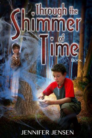 Book Blast | Through the Shimmer of Time by Jennifer Jensen