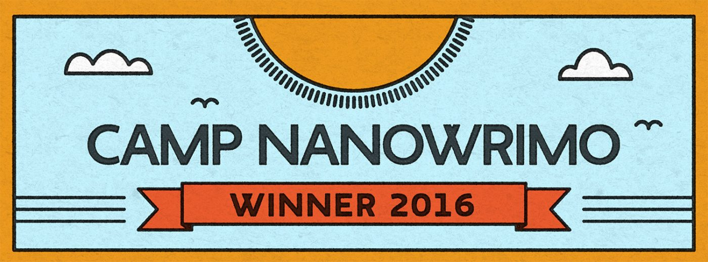 Camp NaNoWriMo Round-up