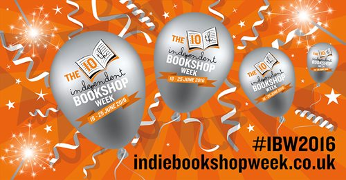 Independent Booksellers week