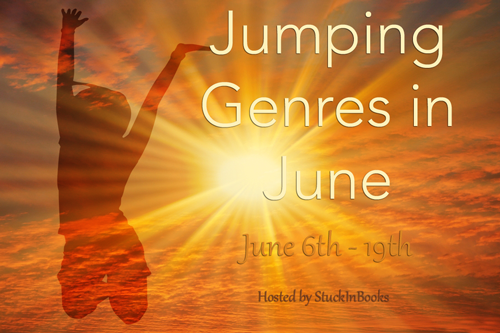 Jumping Genres in June and Question of the Month