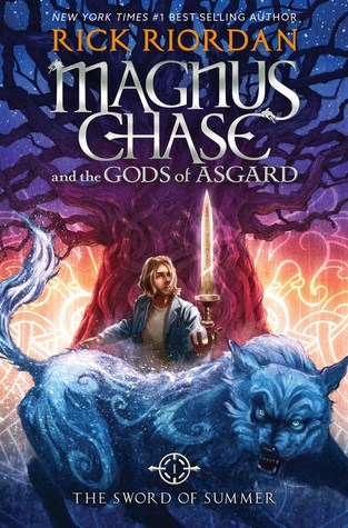 Book Review | Magnus Chase & the Sword of Summer by Rick Riordan