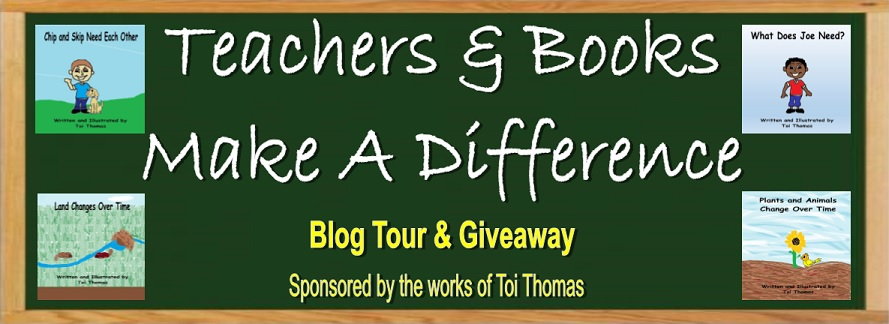 Teachers and Books Make A Difference