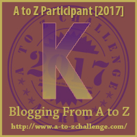 Kevin and Percy interview #AtoZChallenge