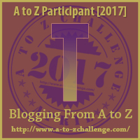 TBR – To Be Read List #AtoZChallenge