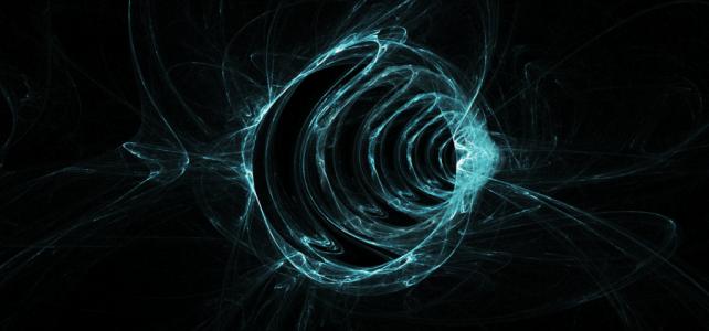 wormhole spaghettification