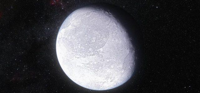 Dwarf planet Eris (ESO)