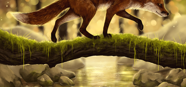 fox stroll