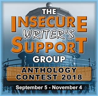 IWSG anthology contest